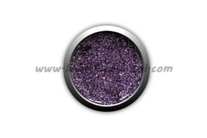 gel colorato viola glitter
