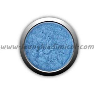 polvere cromata blu