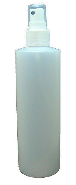 Bottiglia vuota con erogatore spray